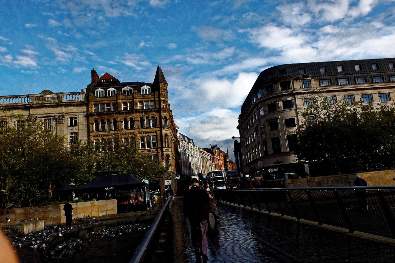 Architechture inspiration: Manchester